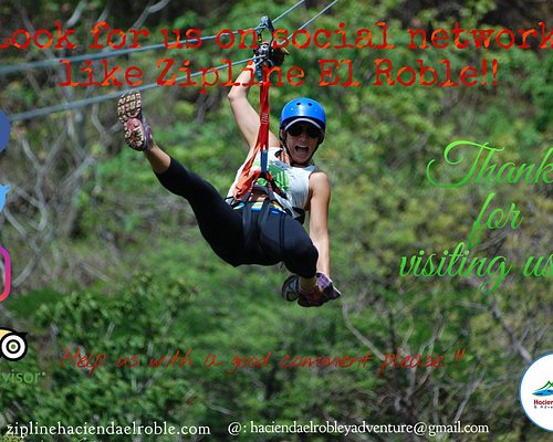 the best zipline in guancaste