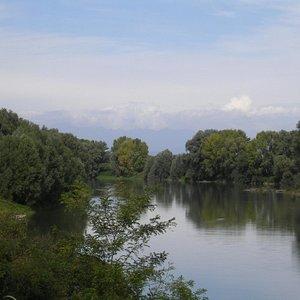 ansa dell'Adige