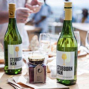 Stubborn Man Chardonnay