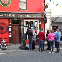 The Roadside Tavern next to the Burren Storehouse