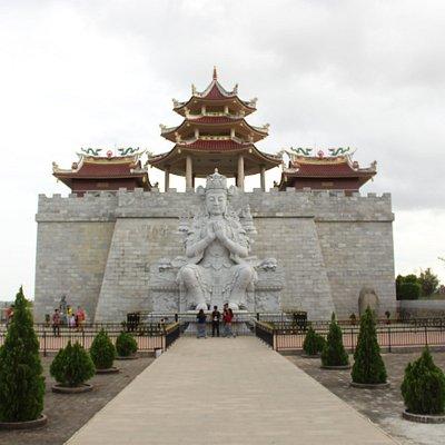 Vihara Patung Seribu