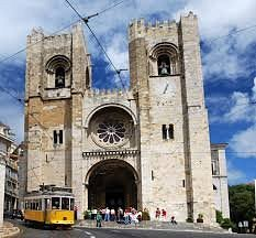 The Oldest Cathedral.