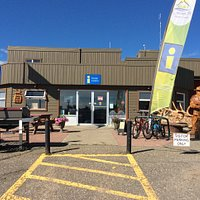 Chetwynd Visitor Centre, located 5400 North Access road behind the district office.