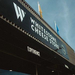 Whitestone Cheese Store, 3 Torridge Street, Oamaru. Cheese tastings, sales, coffee.  #NZMUSTDO