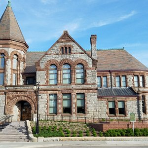 HPL has intriguing history, phenomenal architecture and an abundance of resources for the commun