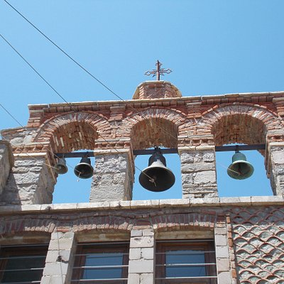 monastery Ypsilou