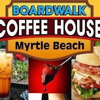 Boardwalk Coffee House Breakfast. Lunch. Ice Cream. Lattes