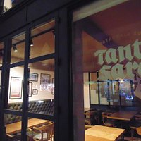 Tante Sara Cafe & Bar Renovada 2018