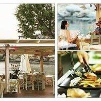 Nissaki Beach Wine Restaurant - Mediteranean - Naxian cuisine, sea food on the beach!