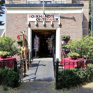 Boekhandel Oisterwijk in het hart van Oisterwijk