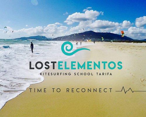 Lost Elementos, Kitesurfing School in Tarifa. Kitesurfing lessons.
