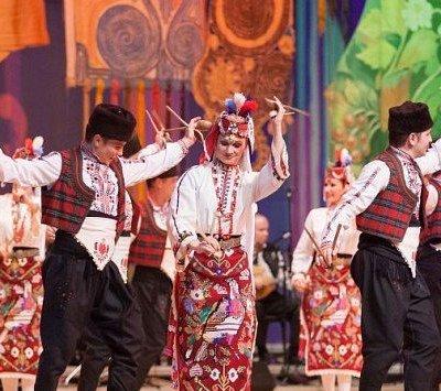 "National Folklore Ensemble ""Philip Kutev"""