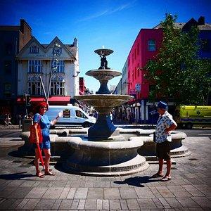 Berwick Fountain, Grand Parade