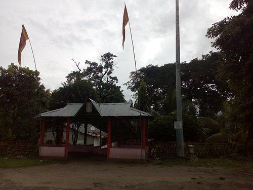 Bhramri Devi Temple, Bodaganj, Jalpaiguri.