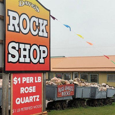 Dave's Rock Shop