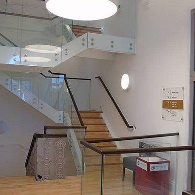 Escher style stairs