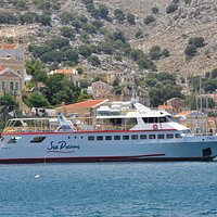 Our Catamaran SYMI II (ΣΥΜΗ ΙΙ)!
