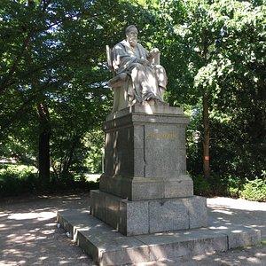Pettenkofer Denkmal in Munich