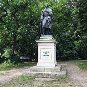 Friedrich Schiller in Munich