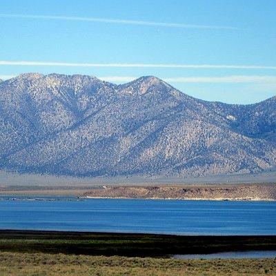 Crowley Lake, Eastern Sierras, California