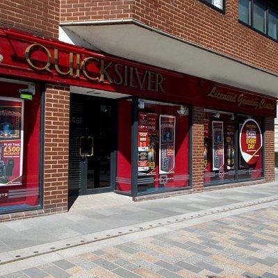 Quicksilver, Warrington