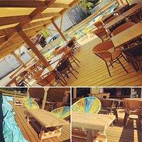 Changement en terrasse :)