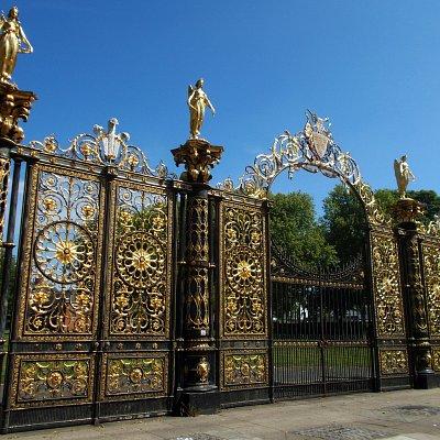 The Golden Gates, Warrington