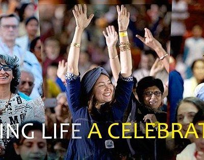 Making Life a Celebration through Yoga, Meditation and Wellness
