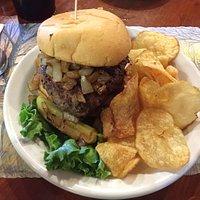 RJ Burger - Good!