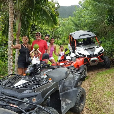 ATV/DUNE BUGGY COMBO TOUR