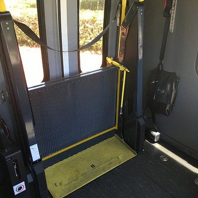 Wheelchair Access Lift