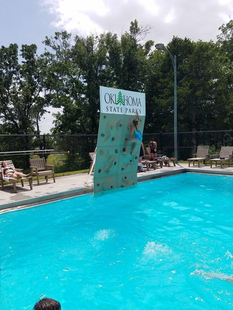 LAKE TENKILLER STATE PARK - Campground Reviews (Vian ...