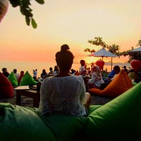 The Best Sunset View in Lombok