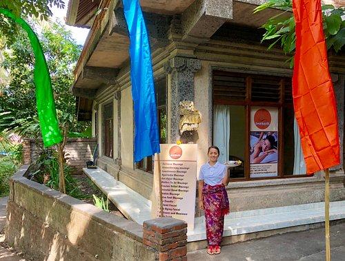 Juwuk Manis Massage with Sony, in Ubud