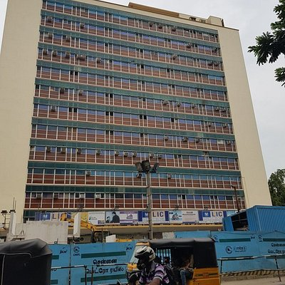 LIC Building