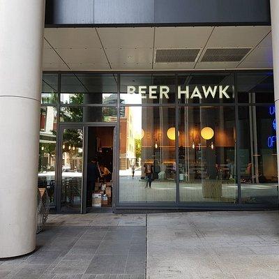 Top bar - Great beer. Great staff.