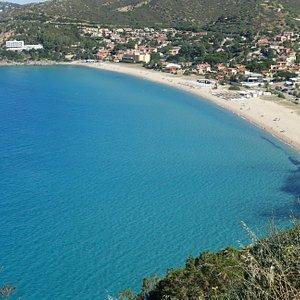 Spiaggia Solanas
