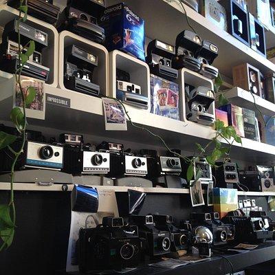 les Polaroid en vente