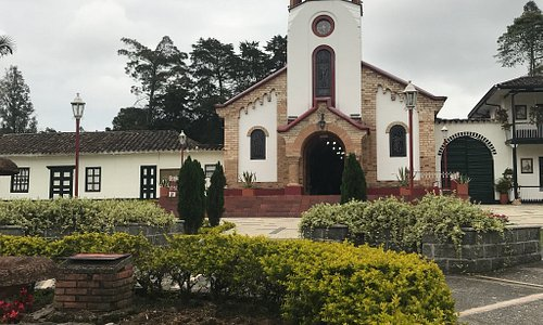 Our Lady of Chiquinquirá (la Virgen de Chiquinquirá) is a Marian title of the Blessed Virgin Mar