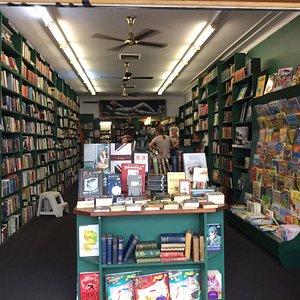 Elizabeth's Bookshop!