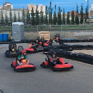 New karts are looking great !!!