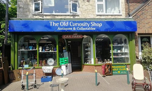 The Old Curiosity Shop Antiques and Collectables