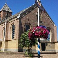 De kerk als centrum van Heino