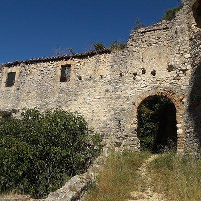 L' ingresso alla rocca
