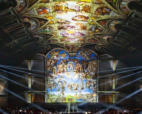 Giudizio Universale_Giudizio Universale. Michelangelo and the Secrets of the Sistine Chapel