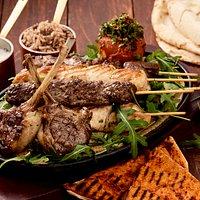 Sizzling Meat Platter