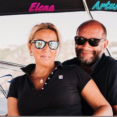 Our choice ... the sea !