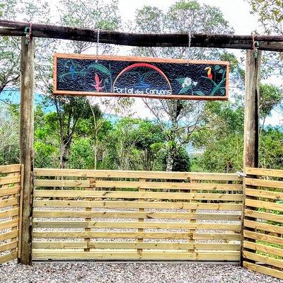 A porta de entrada aos Canyons do Sul do Brasil