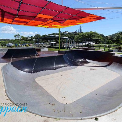Yeppoon Skate Bowl