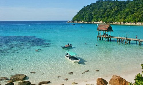 Ticket Ferry from Kuala Besut to Perhentian Island